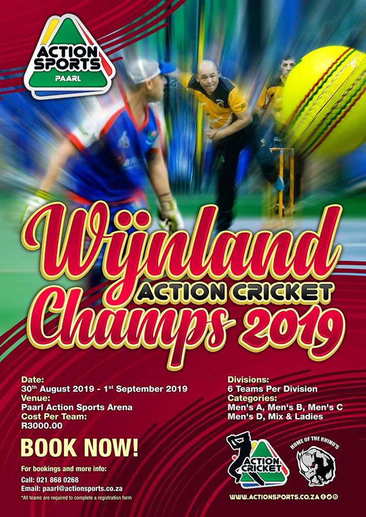 Action Cricket - Indoor Cricket Edenvale e840f91f62c43